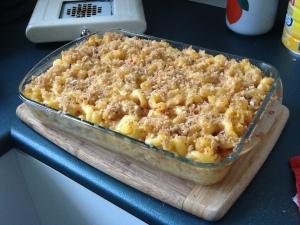 Trinidadian Macaroni Pie