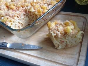 Trinidad Style Macaroni Pie