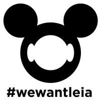 """""""#WeWant Leia"""" by Yakface.com"""