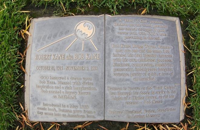 Kane headstone LARGE