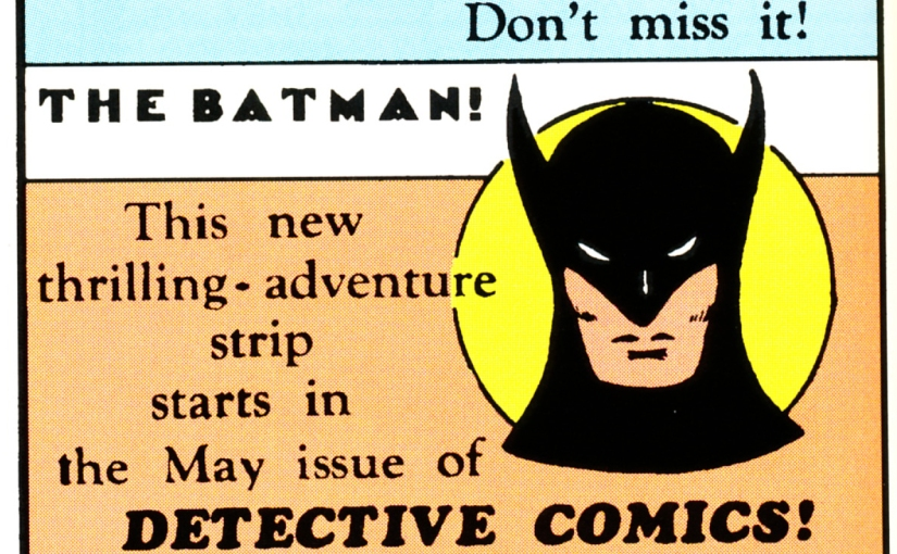 Batman's secret identity isn't Bruce Wayne – it's Bill Finger