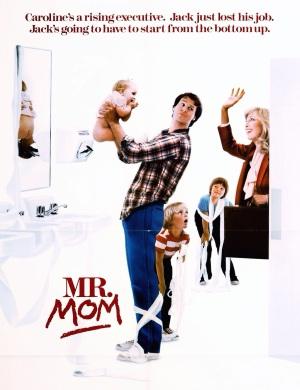 'Mr. Mom' (1983) poster