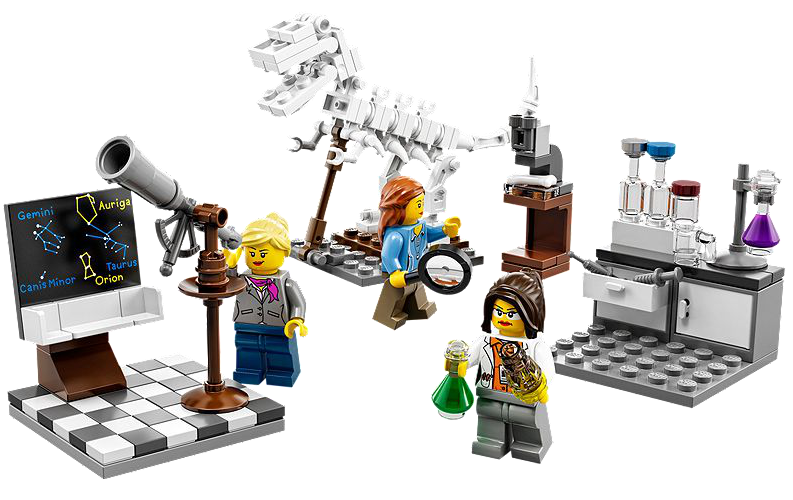 LEGO Adds New Female Scientist Toys After Fans Demand Them