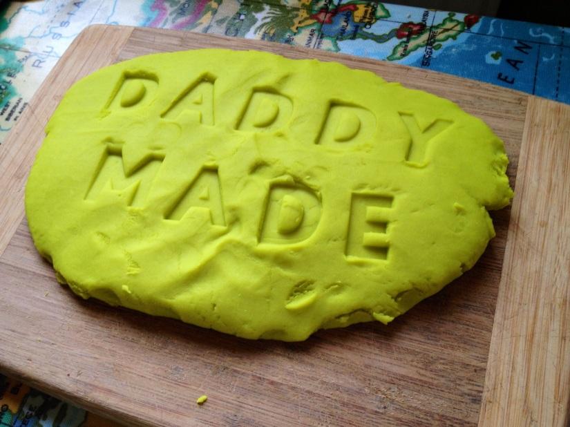 How to Make Playdough(recipe)