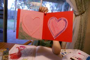 Valentine's Day, Valentine's Day card, Valentine's Day cards, Valentine's Day children.