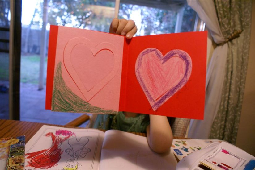 Valentine's Day is for Lovers and Retailers, Not Parents and Children