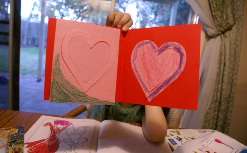 Valentine's Day, Valentine's Day card, Valentine's Day cards, Valentine's Day children.