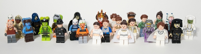 LEGO, Lego star wars, Princess Leia, We Want Leia, Amidala, Padme,