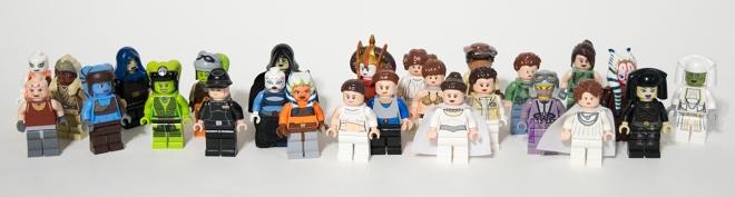 LEGO, Lego star wars, Princess Leia, We Want Leia, Amidala, Padme,