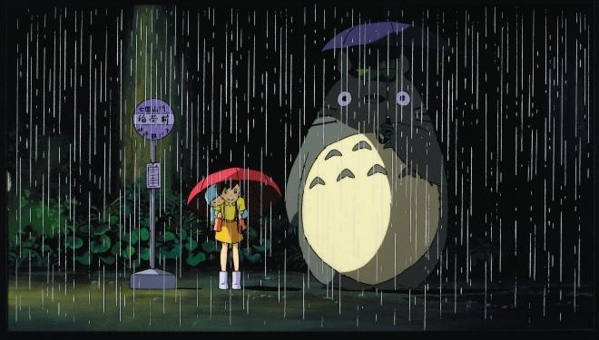 Disney Princess alternative, My Neighbour Totoro, My Neighbor Totoro, Studio Ghibli, Hayao Miyazaki, Disney Princess alternatives, Disney Princesses alternatives, alternatives to Disney Princess,