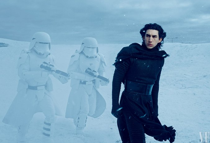 Star Wars: The Force Awakens – Vanity Fair Photos