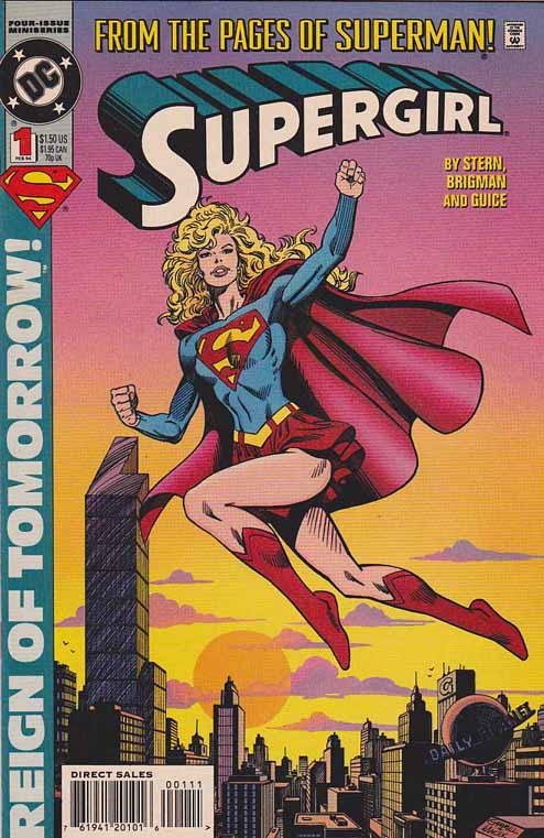 <i>Supergirl</i> Gets CBS Series