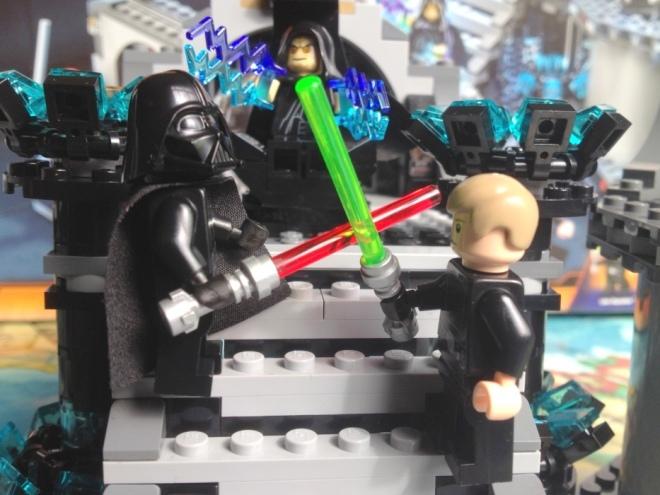 Death Star™ Final Duel (75093) - Luke vs Vader