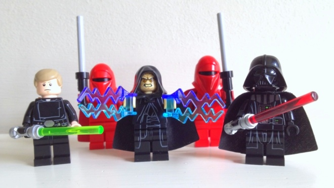 Death Star™ Final Duel (#75093) - minifigs