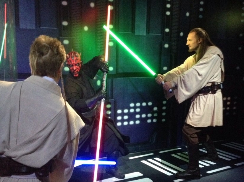 REVIEW: Star Wars at Madame Tussauds