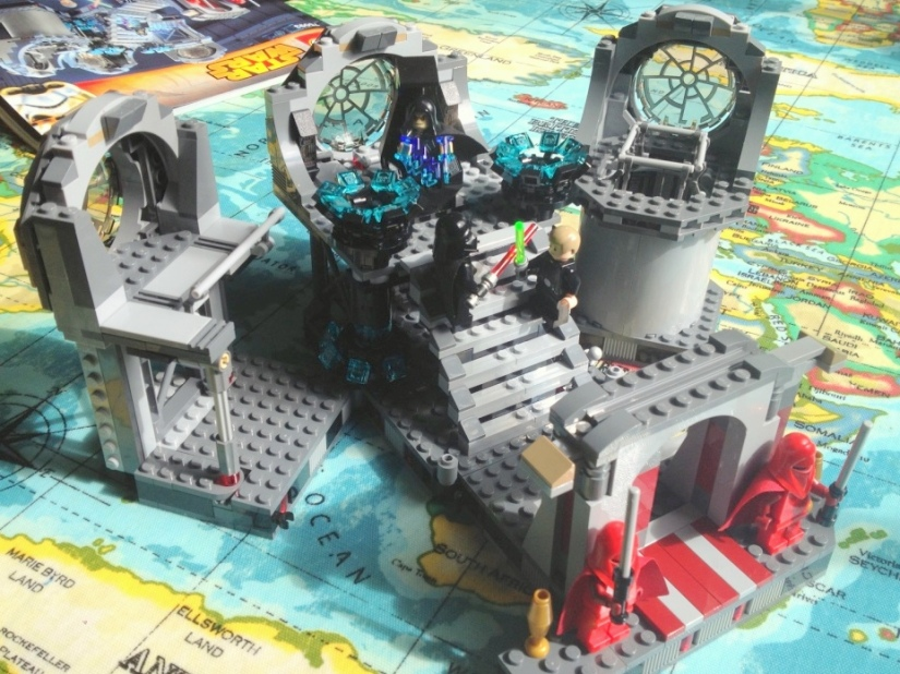 Playtest: LEGO Star Wars – Death Star Final Duelset