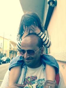 Man vs. Pink, Simon Ragoonanan, stay-at-home dad blogger