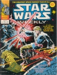 Marvel UK Star Wars Weekly Comic 1978 - issue 12