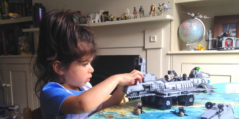 Playtest: LEGO Star Wars – Imperial Assault Carrier (From Star Wars Rebels)
