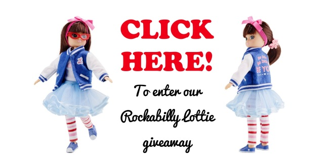 Rockabilly Lottie Doll, Lottie Dolls, Lottie Doll, Lottie