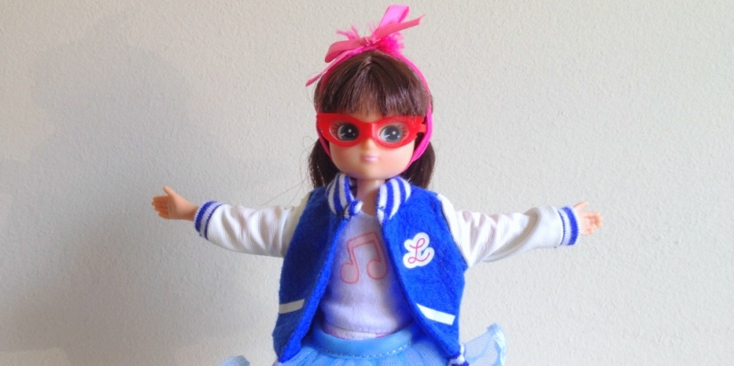 Rockabilly Lottie Doll Giveaway