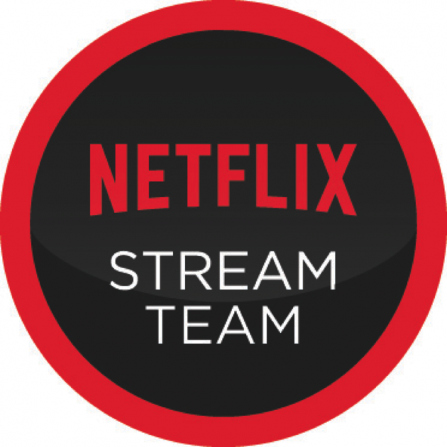 Man vs. Pink Dad Blogger Netflix #StreamTeam