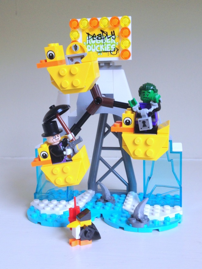 Jokerland LEGO DC Comics Superheroes 76035 PENGUIN