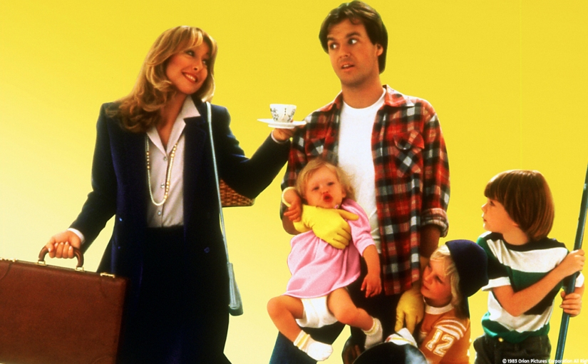 Is Mr. Mom My Mentor?