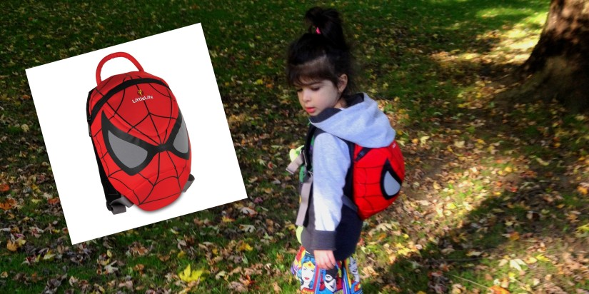 Our Spider-Senses Are Tingling Over This Amazing Spider-Man KidsBackpack