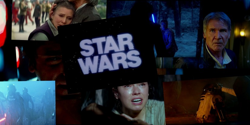 The Force Awakens May Look Serious, But Check Out the Creepy First Trailer for Star Wars (1977)